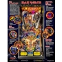 Iron Maiden Legacy of the Beast, Pro Model, NEUGERÄT, Stern Pinball, Flipper, F935