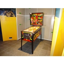 Tri Zone Williams Pinball Machine, Flipper, F929, Trizone