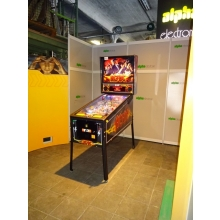 AC/DC Pro LED Vault Edition (Version 2017), NEUGERÄT, Stern Pinball Machine, Flipper, F931